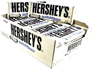 Hersheys Cookies and Cream 43g - 36 Stück