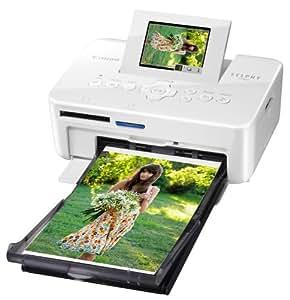 Canon SELPHY CP810 kompakter Fotodrucker (6,8 cm (2,7 Zoll) Display, 300x300dpi)