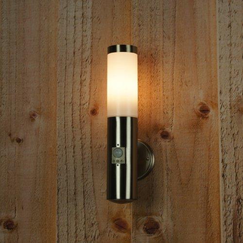 Lampada esterno facciata vie Lampada RANEX LED Lampada Muro Esterno Con Rilevatore Di Movimento