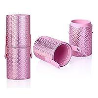 KISSION Makeup Brush Storage Tube Cosmetic Tool Holder Organiser Five Colors