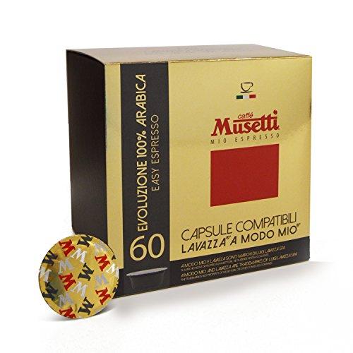 Capsule Compatibili Lavazza A Modo Mio® miscela Evoluzione 60 pz.