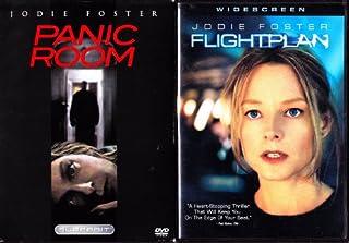 Flightplan , Panic Room : Jodie Foster Thriller 2 Pack Collection