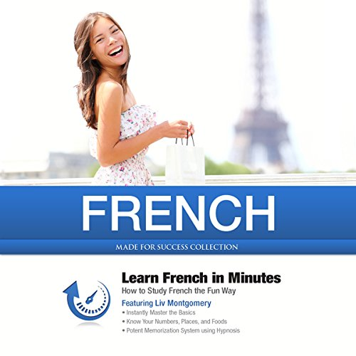 French in Minutes  Audiolibri