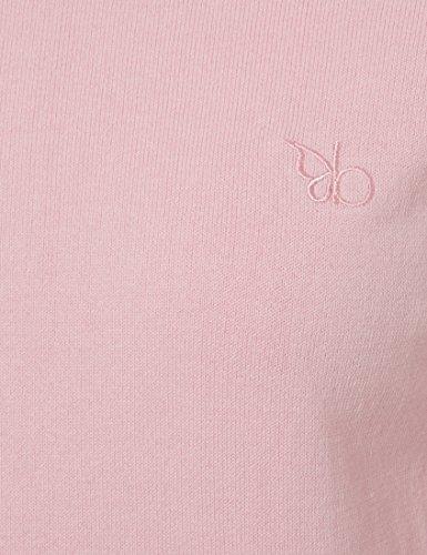 Berydale Damen Pullover in modischen Pastell-Farben Rosé