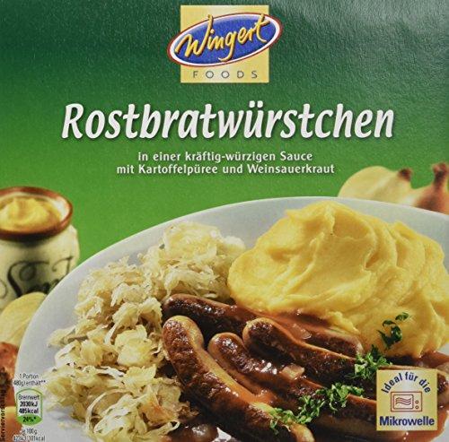 Wingert Foods Rostbratwürstchen,...