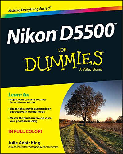 Amazon Nikon D5500 for Dummies