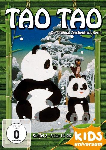 Tao Tao - Staffel 2, Folge 14-26 [2 DVDs]