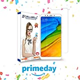 CELLBELL Tempered Glass Screen Protector For Xiaomi Redmi 5 With Installation Kit