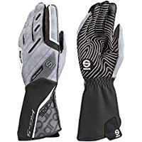 Sparco 00255208NR Guantes, Negro, 08