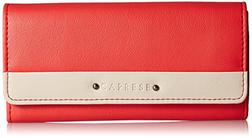 new arrival shop best sellers detailing Caprese 8901188551631 Zara Womens Wallet Coral And Beige