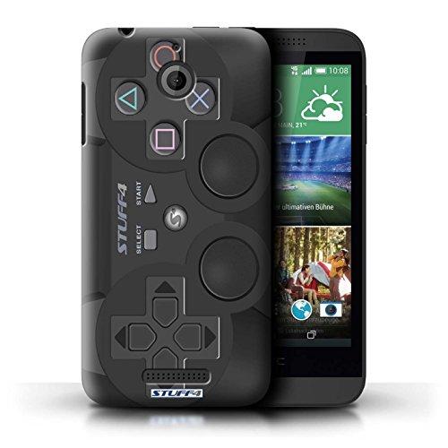 Preisvergleich Produktbild KOBALT® Hülle Case für HTC Desire 510 | Playstation PS3 Entwurf | Spielkonsolen Kollektion