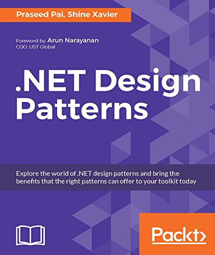 .NET Design Patterns by [Pai, Praseed, Xavier, Shine]