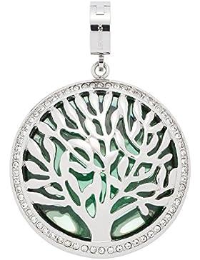 Leonardo Jewels Damen Anhänger Darlin's Continuo Edelstahl Glas mehrfarbig   016283