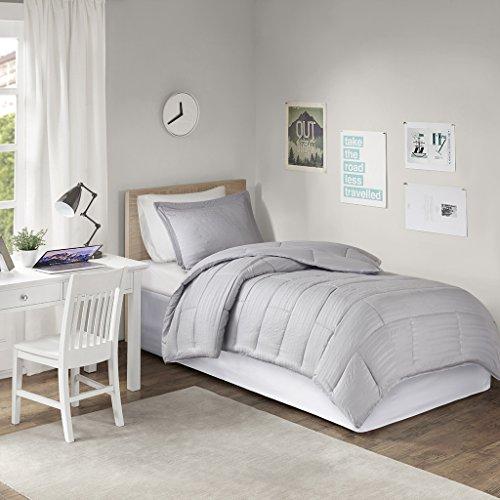 Intelligent Design Extended Drop 91,4 cm Schlafsaal Twin XL Weiß -