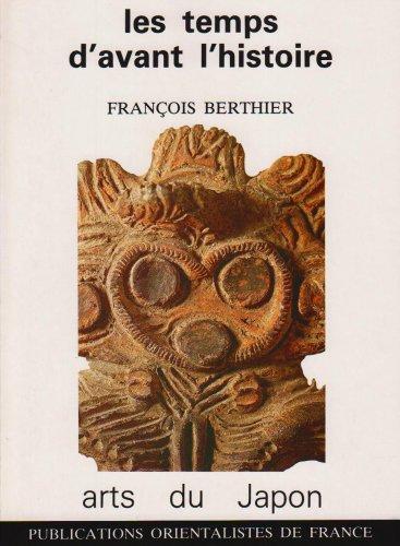 Temps d'avant l'histoire par Berthier Francois