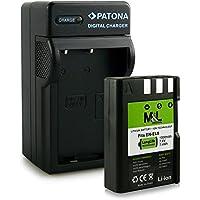 Chargeur + Batterie EN-EL9 pour Nikon SLR-D40   SLR-D40x   DSLR-D60   DSLR-D3000   DSLR-D5000