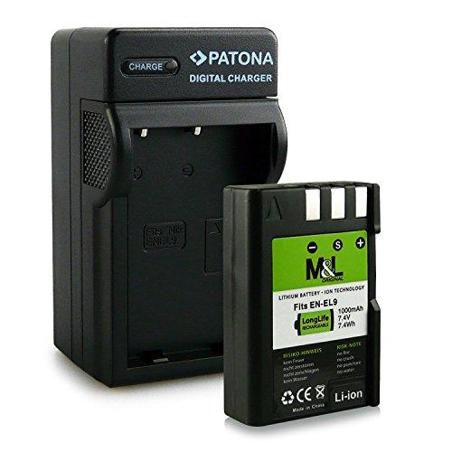 cargador-bateria-en-el9-para-nikon-slr-d40-slr-d40x-dslr-d60-dslr-d3000-dslr-d5000