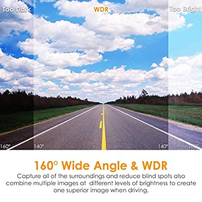 VANTRUE-X4-UHD-4K-3840x-2160P-Dashcam-3-Zoll-LCD-Superkondensator-Auto-Kamera-24-Std-Parkberwachung-mit-160-Winkel-WDR-Nachtsicht-Dash-Cam-Car-Autokamera-mit-G-Sensor-Zeitraffer-Max-256GB