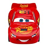 ekids Pixar CR-430 Disney Cars Lightning McQueen-CD Player, Farbe