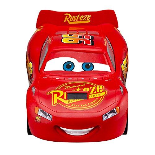 ekids Pixar CR-430 Disney Cars Lightning McQueen-CD Player, Farbe