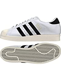 low priced 1eddc dba47 adidas Superstar Og, Scarpe da Fitness Uomo, Bianco (Ftwbla Negbas Casbla