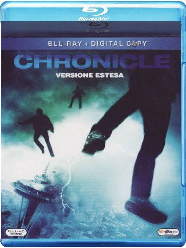Chronicle(extended edition + copia digitale) [IT Import] [Blu-ray]