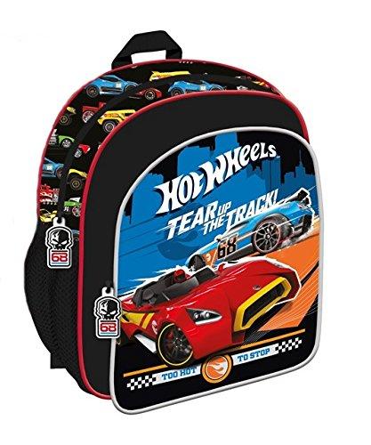 Hot Wheels Cars Autos RUCKSACK TASCHE KINDERGARTEN + Sticker von kids4shop KINDERGARTENRUCKSACK (Auto-rucksack)