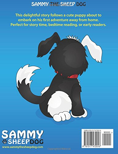 Sammy The Sheep Dog: Volume 1 (Adventures of Sammy The Sheep Dog)