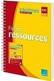 Etude de la langue CE2 Interlignes - Fichier ressources