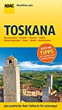ADAC Reiseführer plus Toskana: mit Maxi-Faltkarte zum Herausnehmen - Kerstin Becker, Andreas Englisch