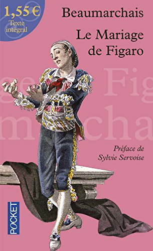 Le mariage de Figaro  1,55 euros