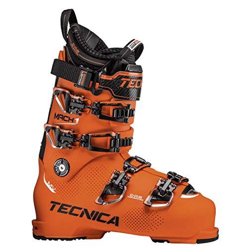 "Moon Boot Tecnica Herren Skischuhe Mach1 MV 130"" orange (33) 27,5"