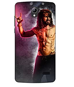 Case Cover Udta Punjab Printed Multicolor Soft Back Cover For LYF WATER 10