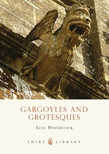 Gargoyles and Grotesques (Shire Library)