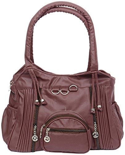 Gracetop Women's Handbag (Maroon, Lp-Meh)