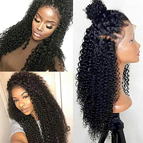 Smilewx Fronthaar Perücke Gap mit Baby Hair Body Wave Brazilian Virgin Haar 100% unverarbeitetem Echthaar Perücken für Damen - Kostüm Perücken Für Verkauf