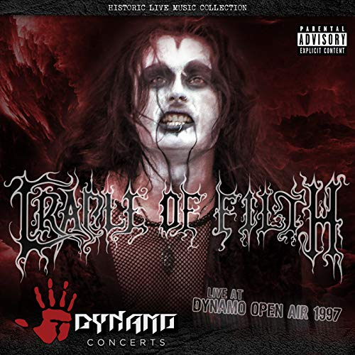 Live At Dynamo Open Air 1997 [Explicit] (Cradle Of Filth Mp3)