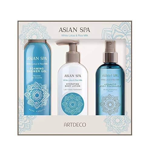 Artdeco Skin Purity Geschenkset (Shower Gel, 200 ml+Body Lotion, 200 ml+Aromatic Body Fragrance, 200 ml - Gel Duftenden Body Lotion