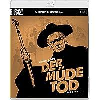 DER MÜDE TOD (Destiny) [Masters of Cinema] Dual Format (Blu-ray & DVD) edition