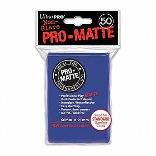 Ultra Pro 82653 - Sleeves Pro-Matte Blue (50)
