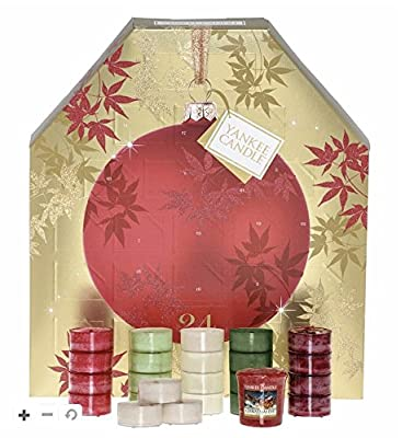 Yankee Candle Christmas Advent Calendar 2017 by Yankee