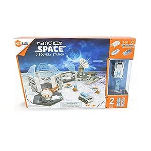 HEXBUG 417-5399-00GL04 Nano Space Discovery - Estación