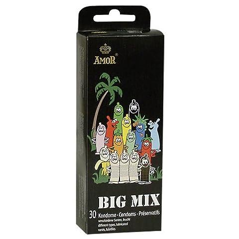 Billy Boy Mixed Package BIG MIX - 30 Stück, Diverse Farben