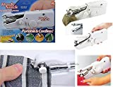 #3: Evana (get free TTL/Trusttel Branded mobile pouch) Portable Cordless Electric Sewing Machine Handheld Handy Stitch Set