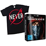 METALLICA - Through the Never (Steelbook) [3D Blu-ray inkl. 2D] - Special Edition