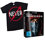 METALLICA - Through the Never (Steelbook) [3D Blu-ray inkl. 2D] - Special Edition (mit T-Shirt, Gr. L) (exklusiv bei Amazon.de) [Limited Edition]