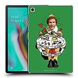 Head Case Designs Ufficiale Elf Movie Amico Gruppi di Mangiare Grafiche 2 Cover Dura per Parte Posteriore Compatibile con Samsung Galaxy Tab S5e