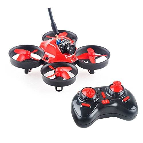 Crazepony-UK Makerfire RTF FPV Micro Lite Quad piccoli Whoop basato su Eachine E010