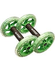 MTS articles de sport Fitness Double Roller Lot de 2