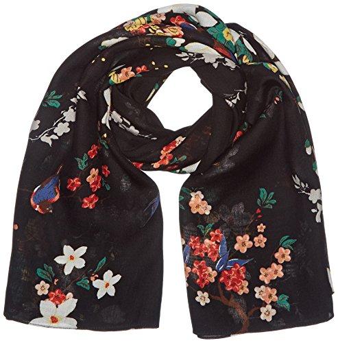 guess-isabeau-scarf-aw6389vis03-sciarpa-da-donna-colore-bml-black-multi-taglia-taglia-unica